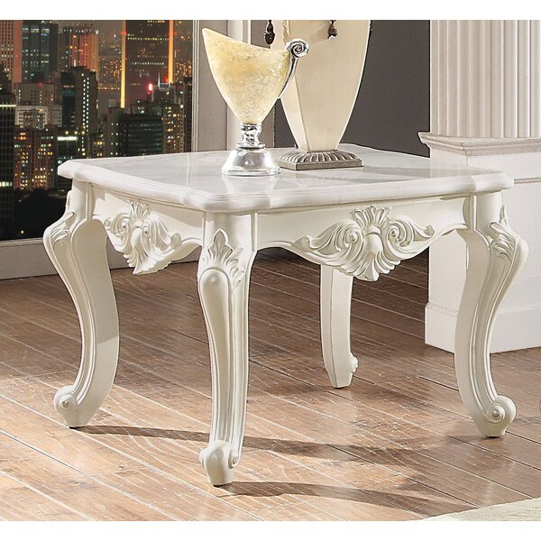 Renee End Table by Astoria Grand