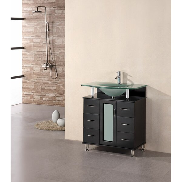 Mateo 30 Single Bathroom Vanity Set by Home Loft Concepts