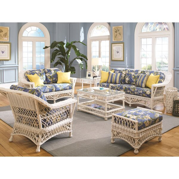 Rosado 6 Piece Living Room Set by Bay Isle Home