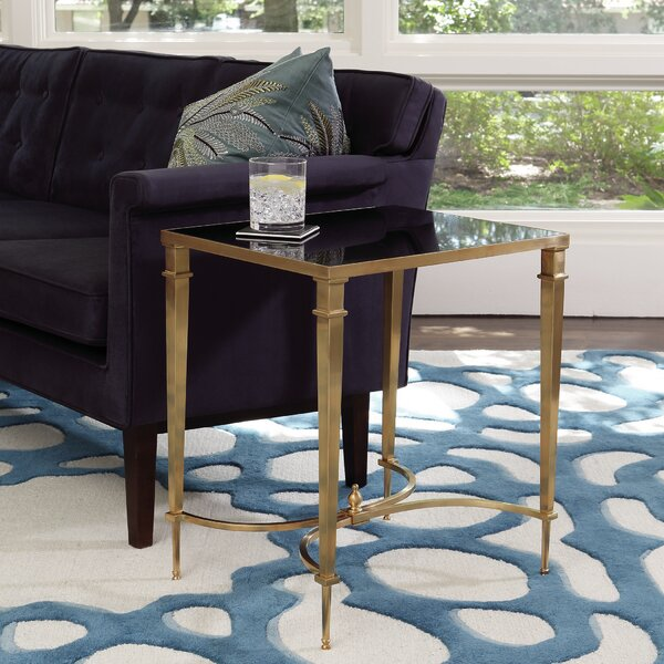 French End Table by Global Views
