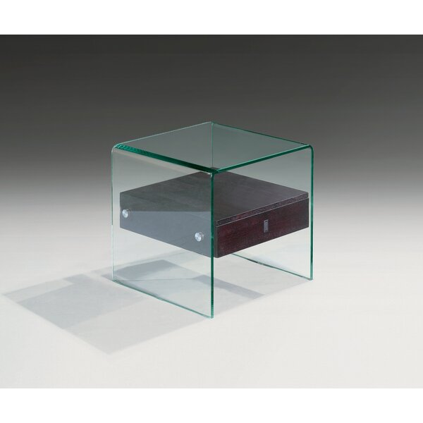Bent End Table by Creative Images International