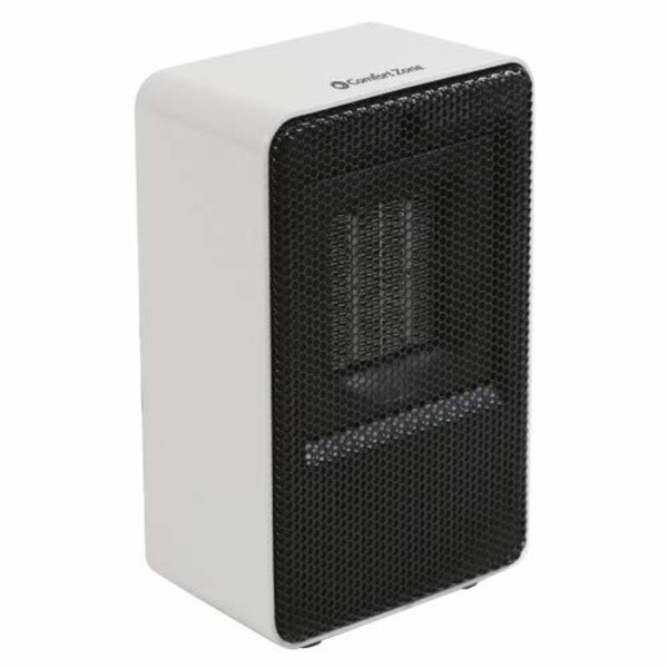 250 Watt Electric Convection Compact Heater With Advance Safety System By Comfort Zone