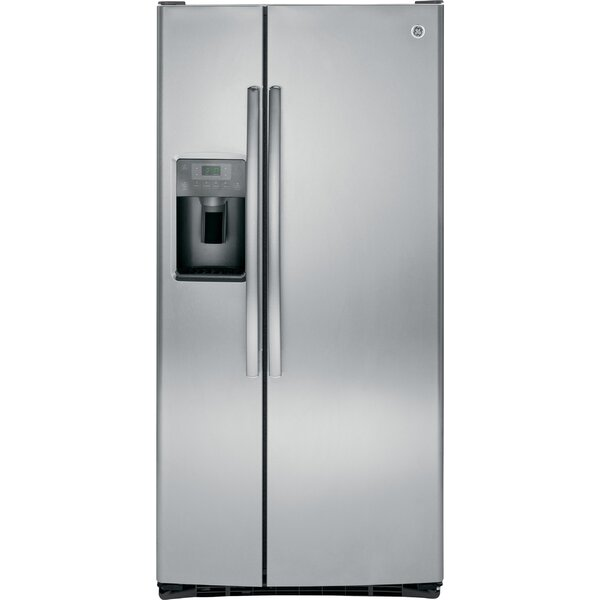 23.2 cu. ft. Side-by-Side Refrigerator by GE Appliances