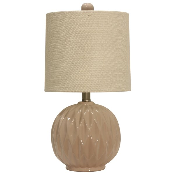 Fitzgibbons Ceramic 19.75 Table Lamp by Ivy Bronx