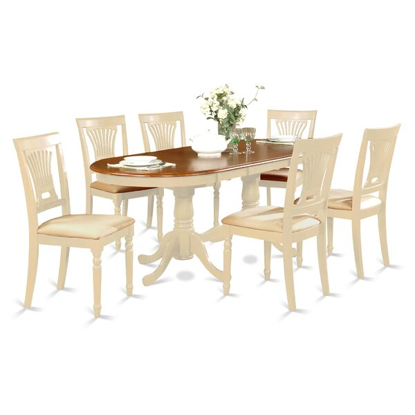 Germantown 7 Piece Dining Set by Darby Home Co Darby Home Co