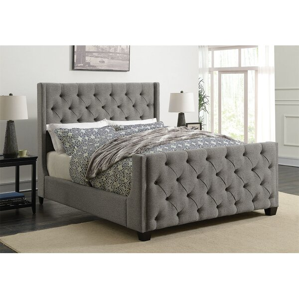 Makenna Upholstered Standard Bed by Canora Grey