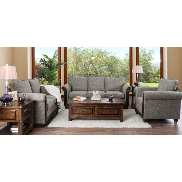 Javier Configurable Living Room Set by Alcott Hill