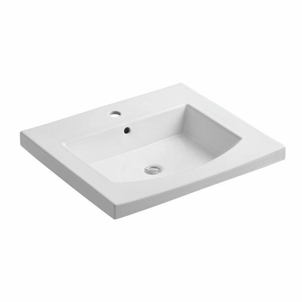 Persuade 25 Single Bathroom Vanity Top by Kohler