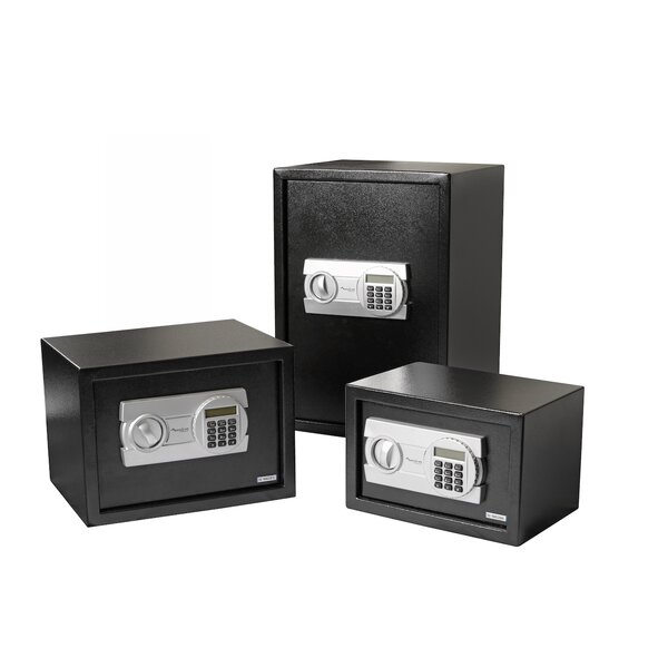 Digital Home Safe Box with Electronic Lock by American Furniture Classics