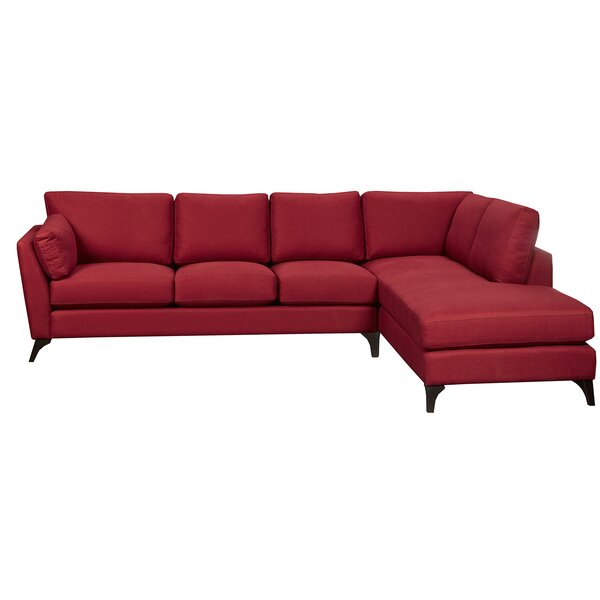 Best Of The Day Salyer Sectional by Brayden Studio by Brayden Studio