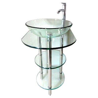 Port Morris 24 Single Bathroom Vanity Set by Orren Ellis