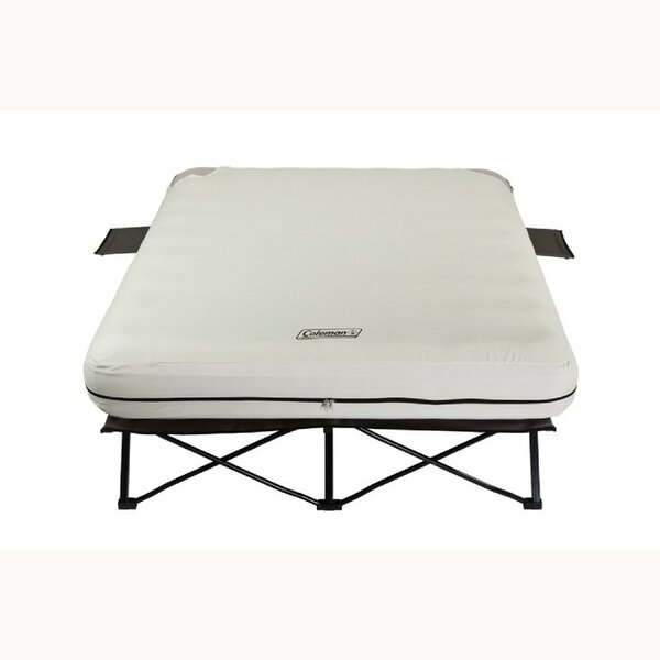 Cot Queen Framed Airbed by Coleman