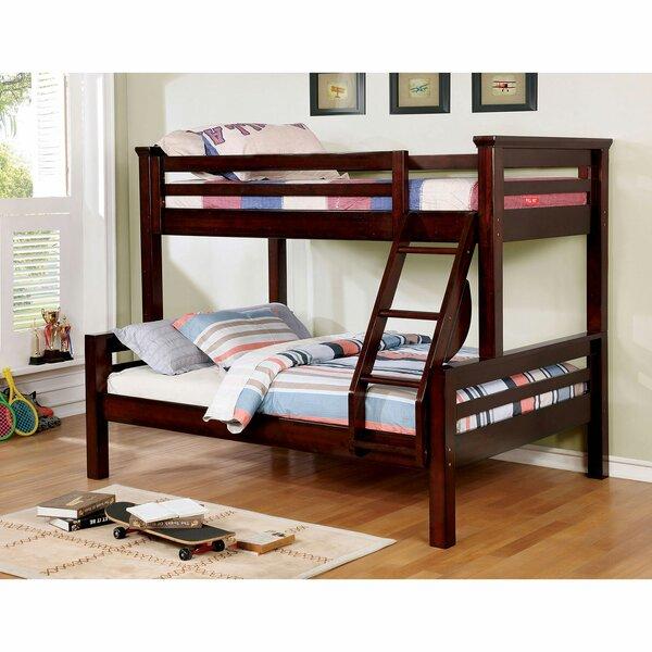 Gaenside Twin over Full Bunk Bed by Harriet Bee