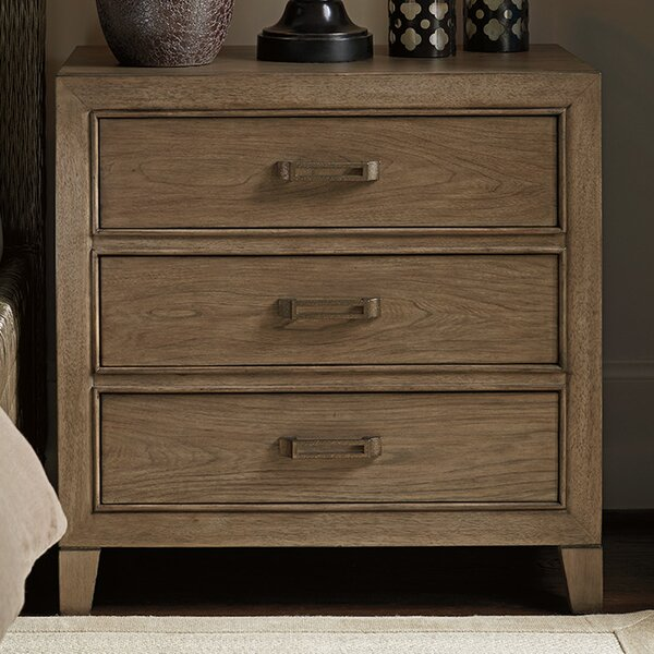 Cypress Point 3 Drawer Bachelors Chest by Tommy Bahama Home