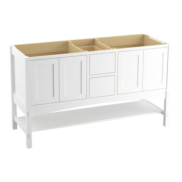 Marabou™ 60 Vanity with 4 Doors and 2 Drawers by Kohler
