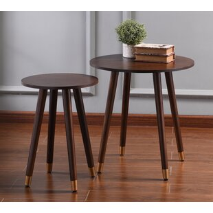 Find for Aughalish 2 Piece End Table Set By Ivy Bronx