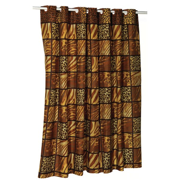 EZ-ON® Wild Encounters Shower Curtain by Ben and Jonah
