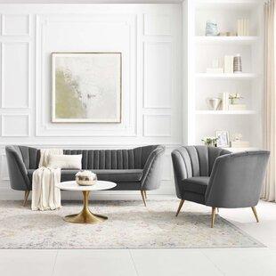 Catiana Living Room Set by Gold Flamingo