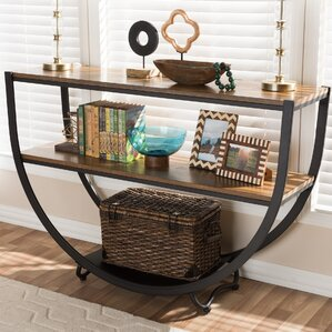 Shuffler Console Table