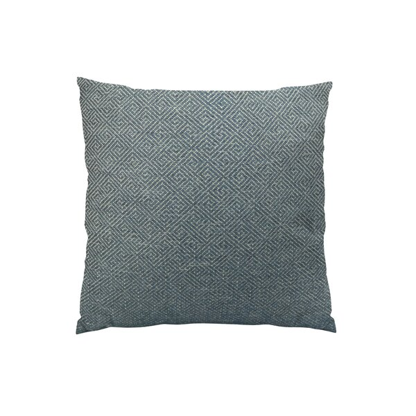Textured Blend Throw Pillow by Plutus Brands