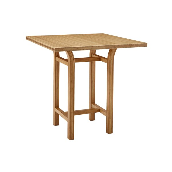 Molto Solid Wood Dining Table by Latitude Run Latitude Run