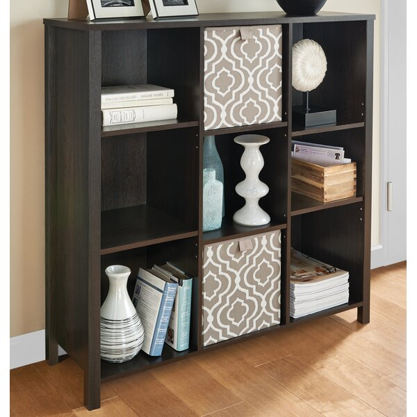 Premium Adjustable 9-Cube Unit Bookcase by ClosetM