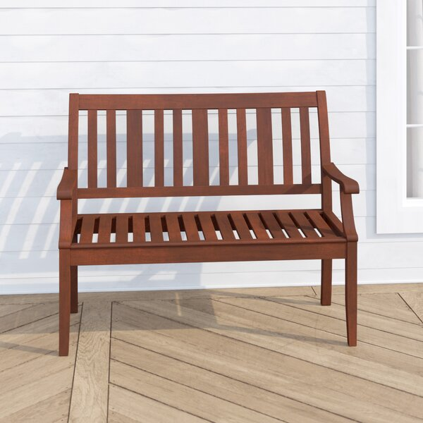 Dowling Wood Garden Bench by Three Posts Three Posts