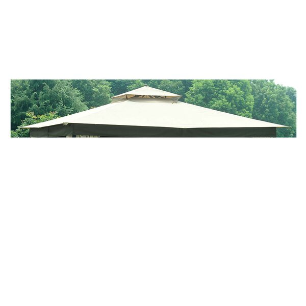 Replacement Canopy for Belcount Gazebo by Sunjoy