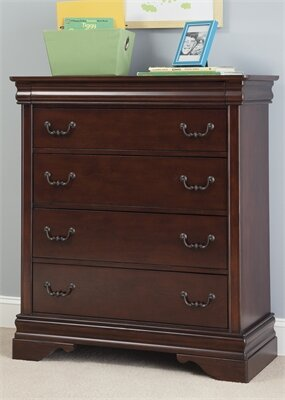 Raina 4 Drawer Chest by Alcott Hill