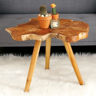 Affordable Price Nygaard Wood End Table By Union Rustic