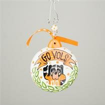 NCAA Puff Ornament by Glory Haus