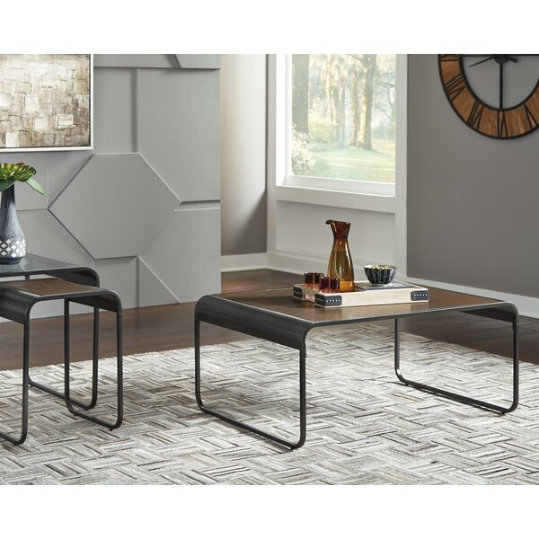 Powe 3 Piece Coffee Table Set by 17 Stories 17 Stories
