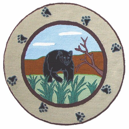 Bear Country Area Rug by Patch Magic
