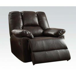 Makela Manual Glider Recliner Red Barrel Studio RBSD3852