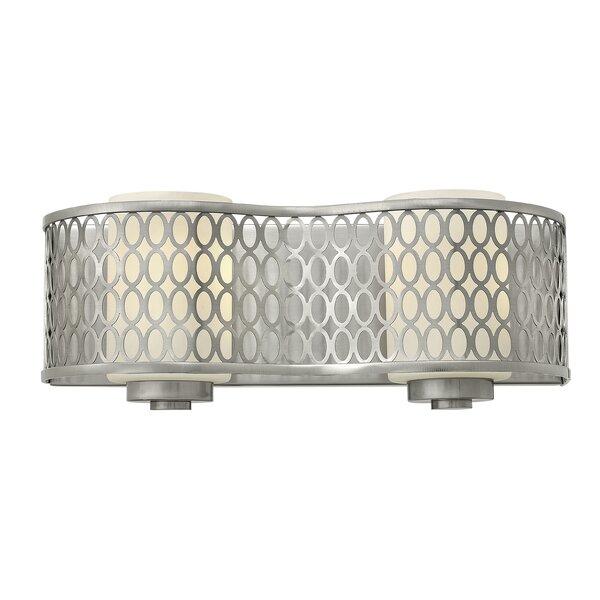 Jules 2-Light Vanity Light by Hinkley Lighting