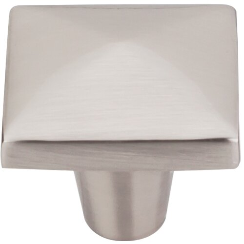Aspen II Square Knob by Top Knobs