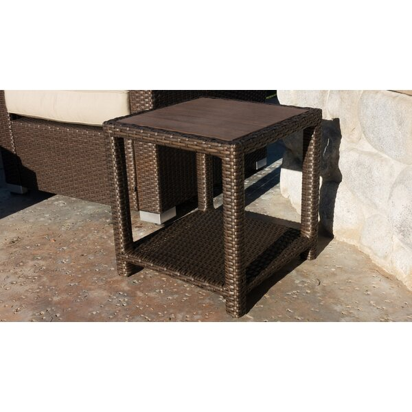 Suai Manufactured Wood  Side Table by Brayden Studio