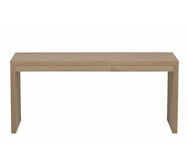 Kadon One Seat Wood Bench By Orren Ellis