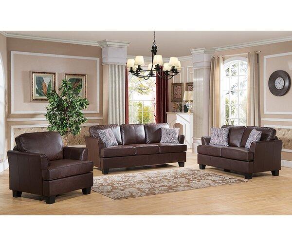 Sunnydale Sleeper Configurable Living Room Set by Red Barrel Studio