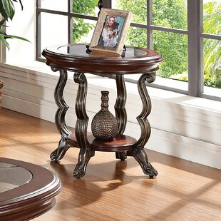 Find the perfect Epsom End Table By Fleur De Lis Living