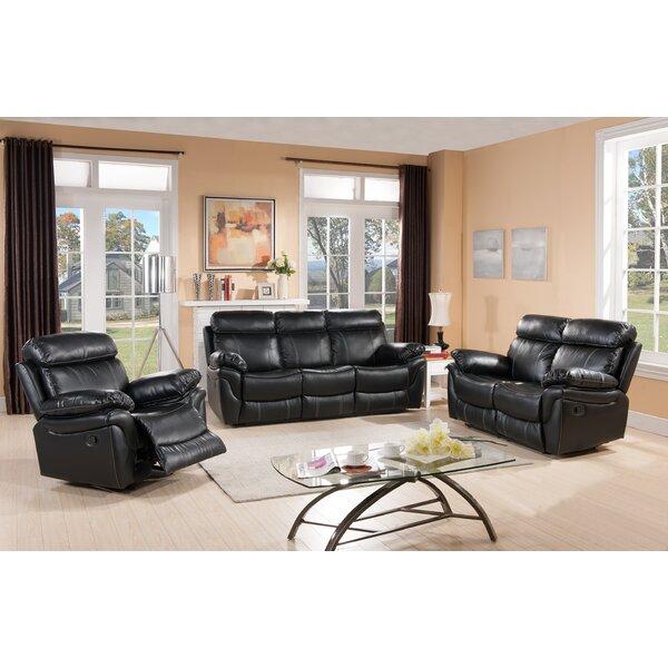 Sophia Reclining Configurable Living Room Set by Milton Green Star