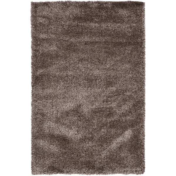 Evelyn Pinecone Brown Area Rug by Viv + Rae