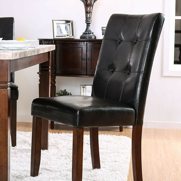 Mirfield Upholstered Dining Chair (Set of 2) by Fleur De Lis Living