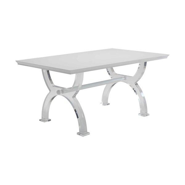 Juliette Dining Table by Mercer41 Mercer41