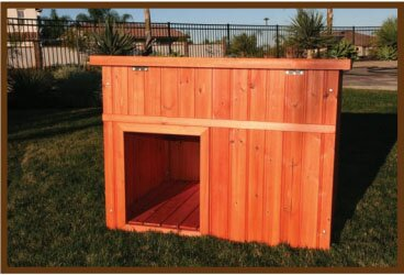 Polly Large Dog House by Tucker Murphy Pet