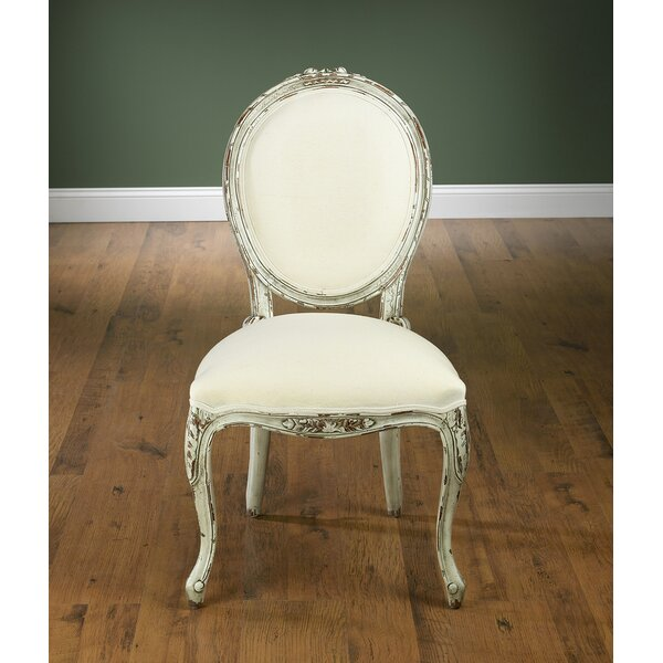 Upholstered Dining Chair by AA Importing