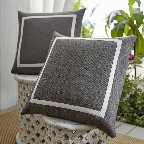Summer Riviera Indoor/Outdoor Throw Pillow (Set of 2) by Patina Vie