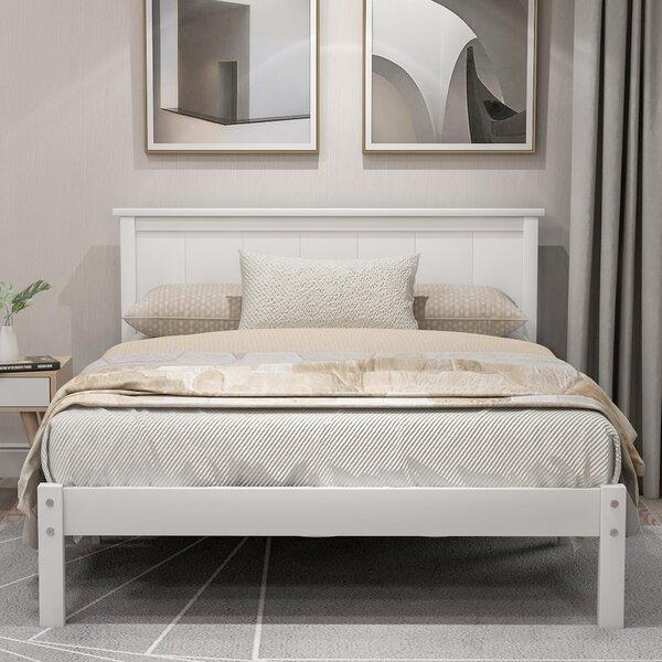 Maryborough Full Platform Bed by Latitude Run