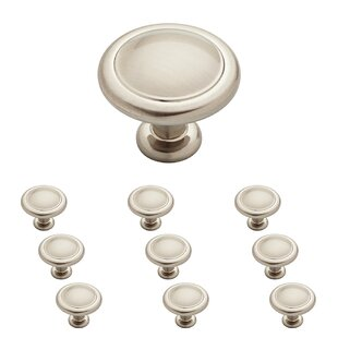 Ringed Round Knob (Set of 10) by Franklin Brass