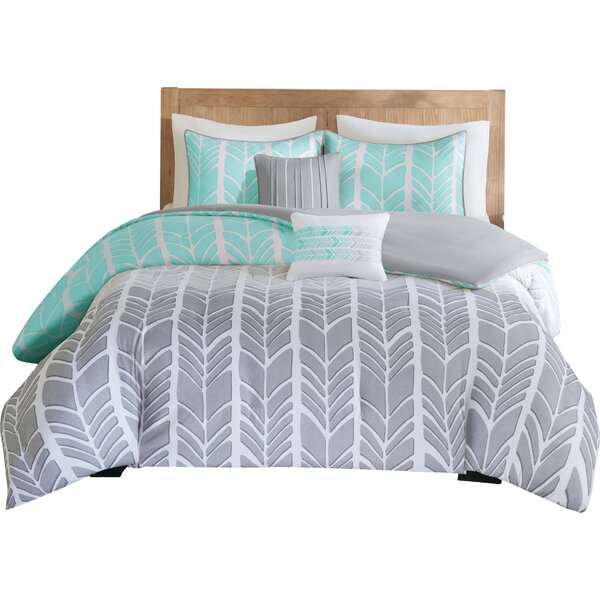 Knarr Duvet Cover Set by Zipcode Design